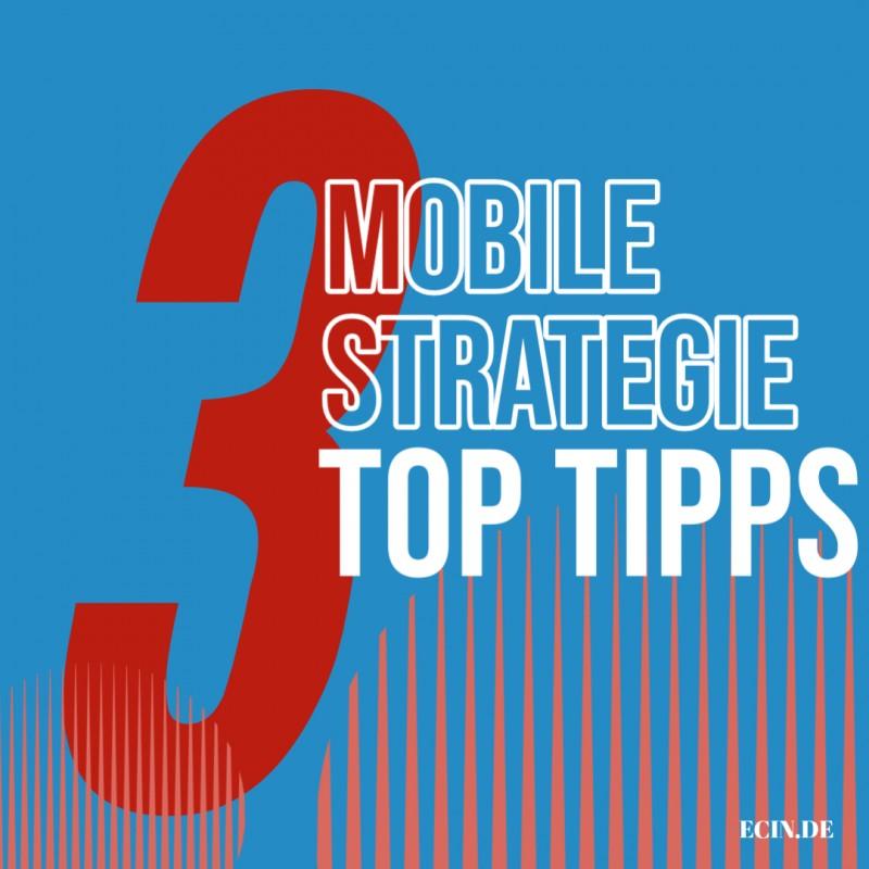 Tipps zur Verbesserung der mobilen Strategie im Jahr 2021