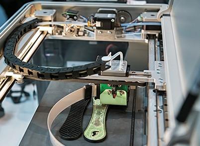 Bio 3D-Drucker: Dynamisch Oberflächensteuerung schont Umwelt und Geldbeutel