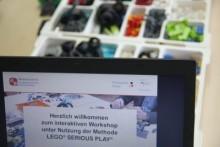 Digitalisierung mit LEGO® SERIOUS PLAY®: Kompaktworkshop in Witten