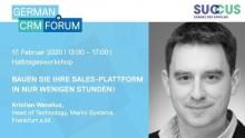 Workshop von Marini Systems: Systeme in Echtzeit integrieren