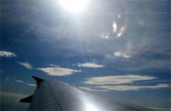 LTE-Breitband im Flugzeug lässt das Büro abheben
