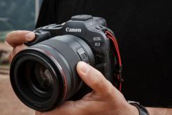 Canon EOS R3 ab November 2021 im Handel